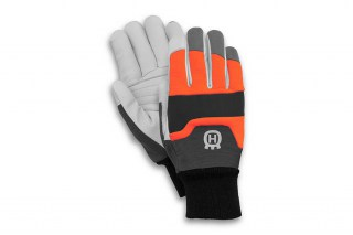 Gloves with saw protection, Functional